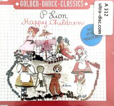 P. Lion / 49ers ‎Maxi CD Happy Children / Touch Me - Germany (M/M)