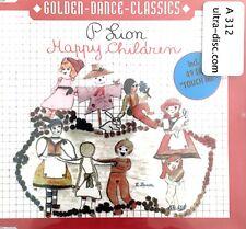 P. Lion / 49ers Maxi CD Happy Children / Touch Me - Germany (M/M)