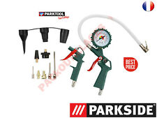 PARKSIDE® Lot de 13 accessoires pour compresseur, Outils à air comprimé