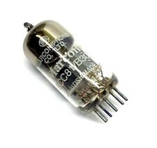 ECC81  B309  Ring getter NOS Marconi  UK  Valve Tubes