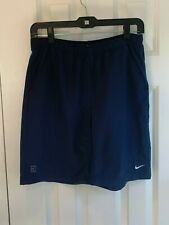 Men's Nike Fit Dry w/pockets and drawstring waist, black, size Medium