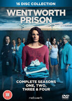 Wentworth Prison: Complete Seasons One, Two, Three & Four DVD (2016) Danielle
