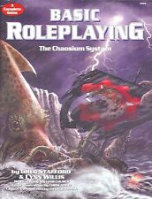 Basic Roleplaying - The Chaosium System *FS