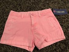 Cherokee Neon Pink Size XS 4/5 Girls Shorts New With Tags
