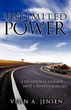 Unlimited Power by Vern A. Jensen (2010, Paperback)