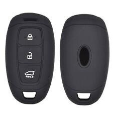 For Hyundai i30 Azera Elantra Grandeur Silicone Key Cover Fob Remote Case
