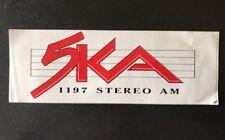 5KA 1990's ADELAIDE RADIO Advertising Sticker