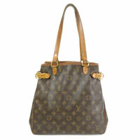 LOUIS VUITTON  M51153 Tote Bag Batignolles Vertical Monogram Monogram canvas