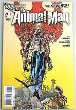 ESL2436. The New 52! Animal Man #1 DC Comics 7.5 VF- (2011) ;