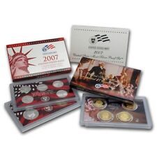 (1) 2007 United States Mint Silver Proof Set in Original Box