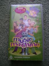 Hi5 Music Machine VHS
