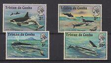 Fische  Meerestiere  Tristan Da Cunha  202 - 5   **  (mnh)