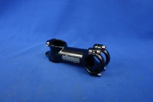 Dimension Alloy Stem - 90mm Length x 31.8mm Clamp x 17° Angle - Black