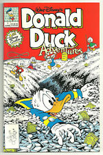 Donald Duck Adventures 1 Direct Edition Disney Comics FN/VF Condition