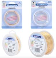 Beadalon Wildfire Beading Thread 006 And 008 300YD VariousColors Cutter