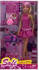 Poupée mannequin Sofi et ses accessoires