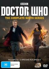 Doctor Who Season Series 9 (New & Sealed) Region 4