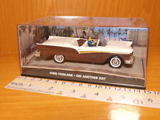 FORD FAIRLANE 1:43 DIE ANOTHER DAY JAMES BOND 007 CAR