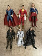 DC Direct DC Multiverse Superman Supergirl Shazam Figure Loose Lot