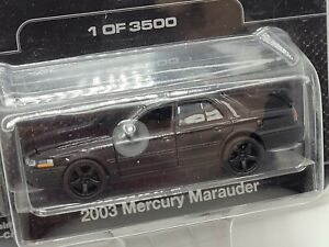 GreenLight Collectibles Black Bandit 2003 Mercury Marauder Series 5