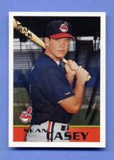 1996 TOPPS #25 DRAFT PICK - SEAN CASEY - INDIANS ROOKIE RC MINT