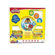 Play-DOH KID'S Il Mio Primo artista scatola con accessori creativo 54pcs (CPDO 029)