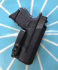 Crazy Eyes Holsters, Springfield Xd-s, Xds 4.0 IWB KYDEX Holster. 9mm, 45acp