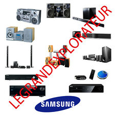 Ultimate  SAMSUNG  Audio & Video Repair Service Manuals (PDF manual s on 2  DVD)