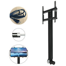 "Motorized TV Lift Bracket Mechanism for 32""-70"" TVs lift Stand Mount with Remote"