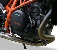 SUPPRIME-CATALYSEUR GPR KTM DUKE 690 2012/16