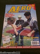 AERO MODELLER - OCT 1992 - BABY BUZZARD & UNLIKELY PLANS