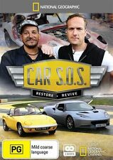 National Geographic: Car S.O.S.  - 2DVD SET Brand new sealed - NEW Region 4