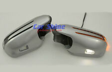 Mercedes W219 W207 R230 R171 UPDATE MIRROR HOUSING with LED Light E CLS SL SLK