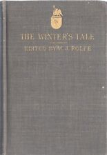 Shakespeare . The Winter's Tale . Rolfe Edition . c.1907 HC