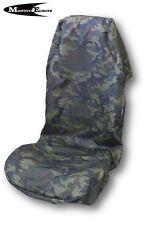 Heavy Duty Waterproof  Car Seat Cover Universal FIT CAMO