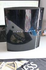 CONSOLE PS3 FAT Corpo Macchina CECHC-04 Per ricambi o da riparare YLOD