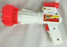 Vintage Norton Honer Laser Ray Gun 1950's Space Toy RAYGUN Pistol Blaster White
