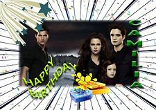 Personalised - TWILIGHT - Birthday Greeting Card Any Occasion