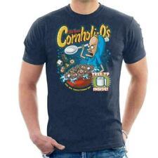 Cornholios Cereal Beavis and Butt Head Men's T-Shirt