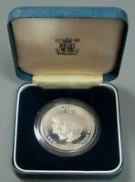 1981 GREAT BRITAIN UK - 25 PENCE- CHARLES & DIANA WEDDING - 1 Oz PROOF SILVER