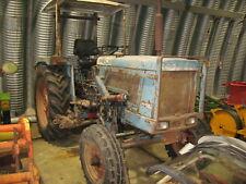 Oldtimer, Schlepper, Traktor, Bulldog, Hanomag Granit 500E,Frontlader