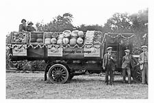 pt4817 - Gomersal , Thomas Burnley Lorry , Yorkshire - photo 6x4