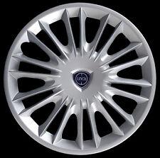 """Lancia Ypsilon Oro Copricerchio singolo coppa ruota 15"""" nuovo logo cod. 4289LC"""