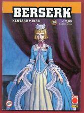 BERSERK 58 (Kentaro Miura) - 1° Edizione PLANET MANGA