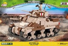 COBI M3 Grant / 2391 / 555 elem. blocks WWII American tank