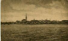 Estonia Russia Tallinn Reval Ревель - Sea Shore old sepia postcard