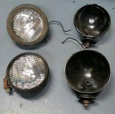 Vintage Rat Rod, bobber, tractor, Headlamps, lot of parts