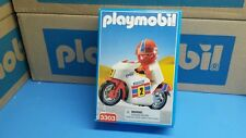 Playmobil 3303 racing vintage series Toy MIBNO motorbike NEW 182 Biker
