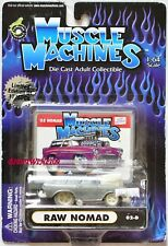 MUSCLE MACHINES RAW NOMAD 02-D 1:64 SCALE W+