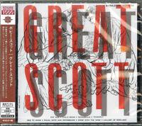 BOBBY SCOTT-GREAT SCOTT-JAPAN CD Ltd/Ed B96